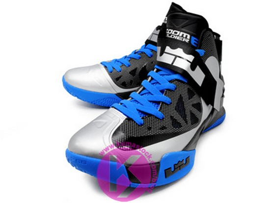 pretty nice c90d2 15328 ... Upcoming Nike Zoom Soldier VI 6 8220Wolf GreyBlackPhoto Blue8221 ...