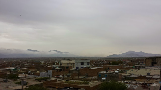Quetta Fresh Weather