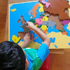 Continent: Europe Puzzle Map