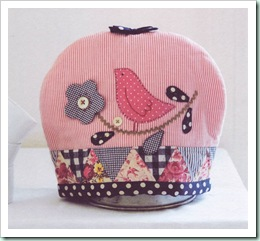 Everything Patchwork teacosy