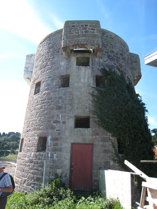 St Catherine's Tower
