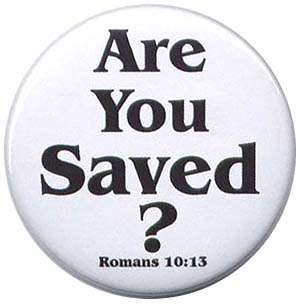 Are you saved