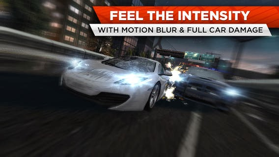 Need for Speed ™ Most Wanted v1.0.50 Apk + Data files