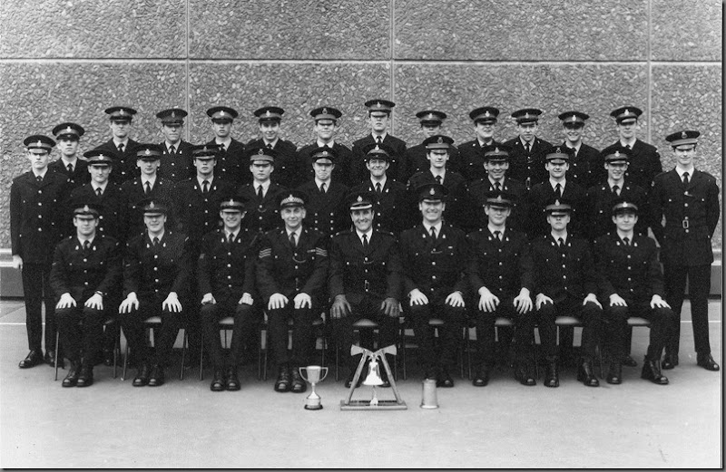 Durham Police Cadets - Hardwick House - 1973