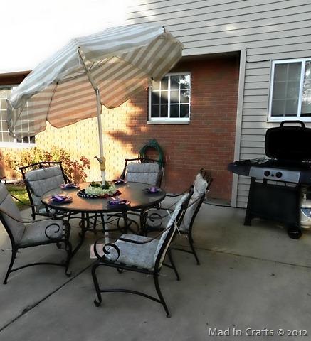 patio set krylon rust protector