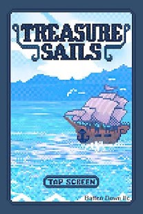 Treasure Sails! - screenshot thumbnail