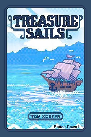 Treasure Sails! - screenshot