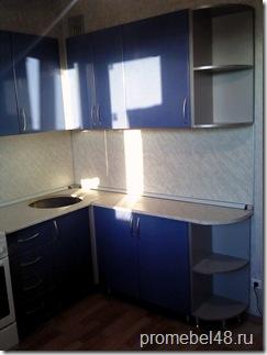 угловая кухня фото 7