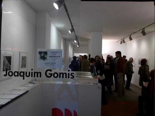 """Joaquim Gomis, poesia i realitat"", inaugurada l'expo de fotos a la Galeria Eude"