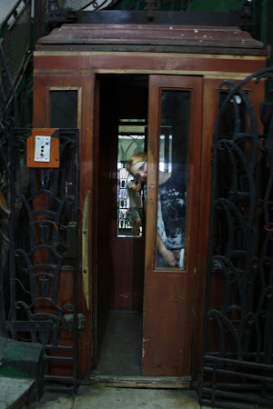 Lift din 1889 in Cairo