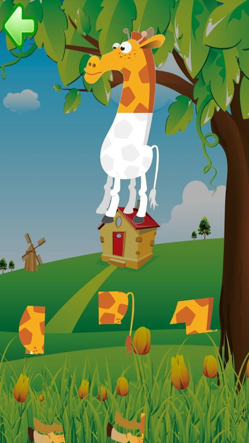 Farm animals for toddlers HD - screenshot