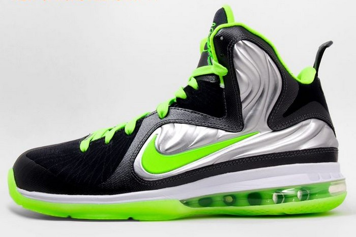 4bc443b9afd Nike LeBron 9 iD 20 New Samples Dunkman Knicks ...