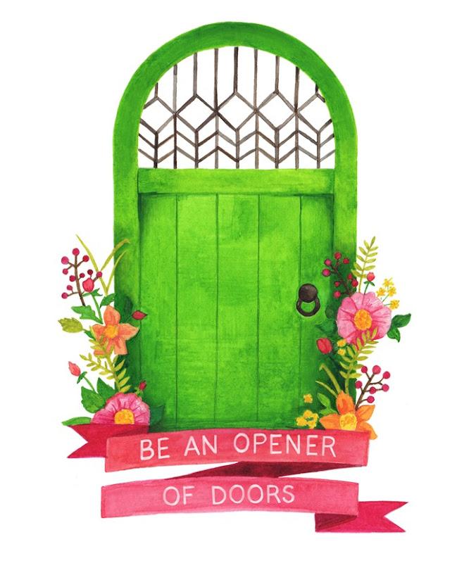 be an opener of doors2