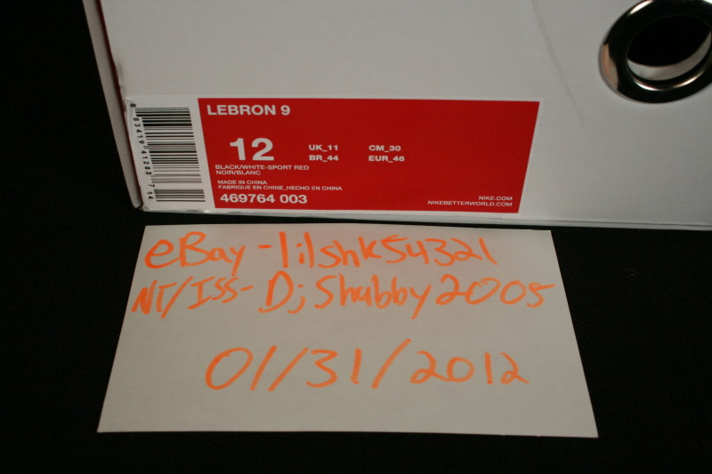 lowest price 6196b 19d82 ... Another Chance to Get Your LeBron 9 8220Nerf8221 Custom Kicks ...