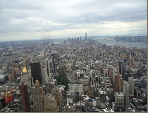 view from empire st bldg