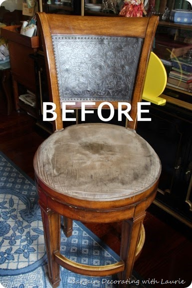 COUNTER STOOL BEFORE