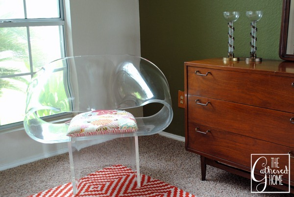 van horn lucite ribbon chair 11