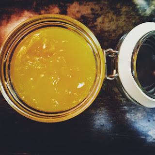 Kaffir Lime Curd.