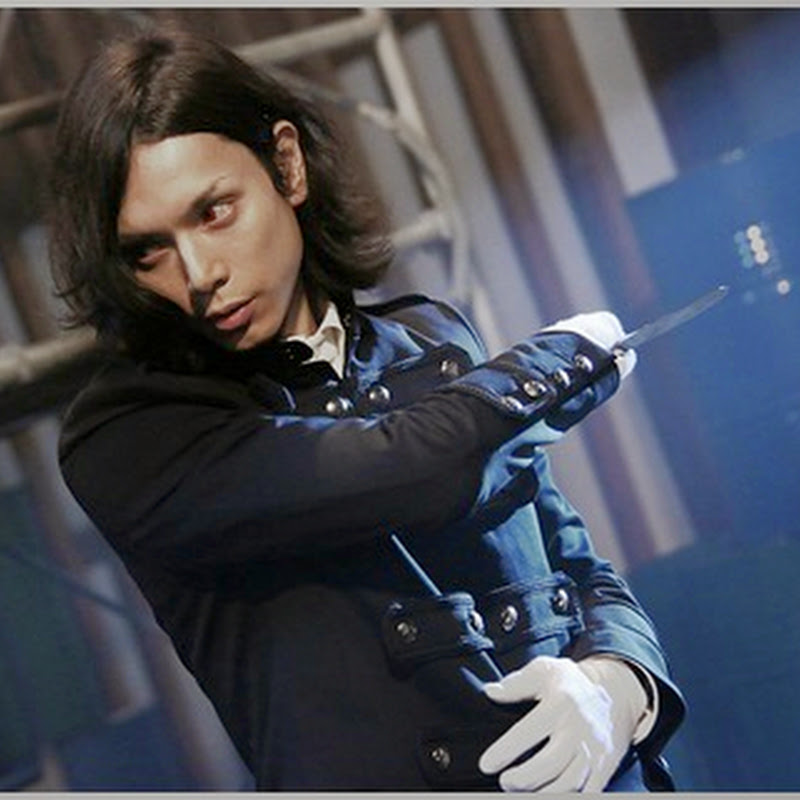 "Hiro Mizushima En Vogue and In Time for Action in ""Black Butler"""