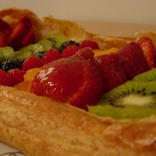 Patisserie Fruit Tart.