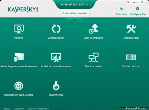 Kaspersky Internet Security 2012 img 2
