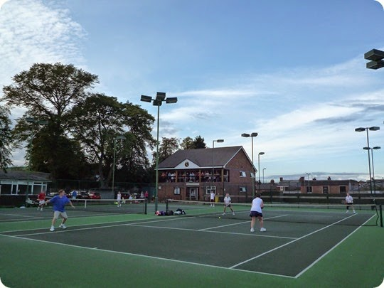 Congleton Lawn Tennis Club