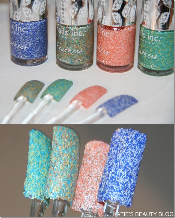 L B K Nail Lacquers Are Unique And Beautiful Giveaway: Katie's Beauty Blog: December 2012