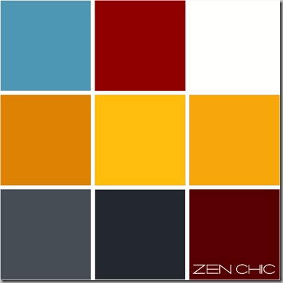 Color choice for modern quilter