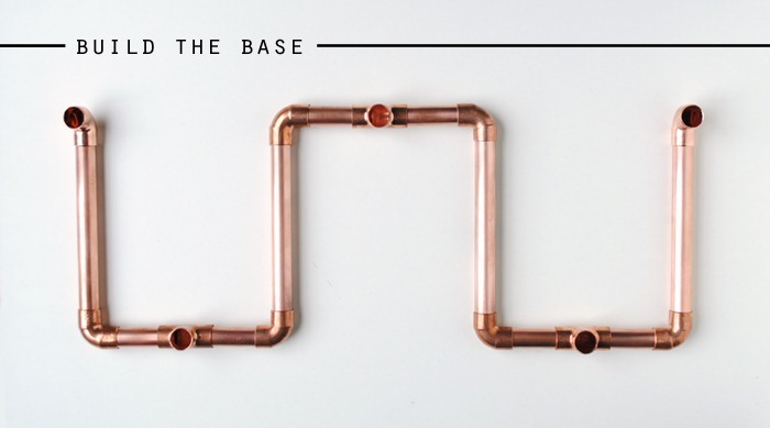 How to Build the Base Copper Candelabra2