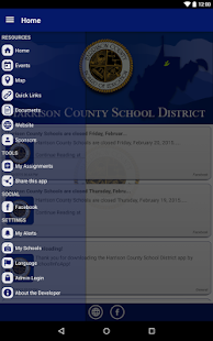 Harrison County Schools- screenshot thumbnail