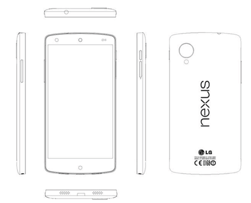 LG Nexus 5 Specifications