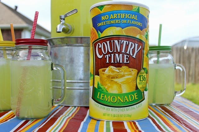 #ad Country Time Lemonade #whatsgrillin #CollectiveBias