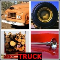 TRUCK- Whats The Word Answers