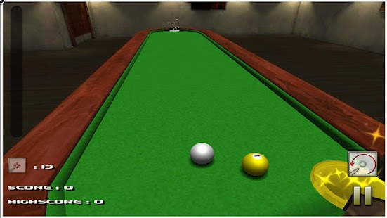 Super Billiard - screenshot thumbnail