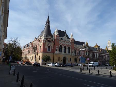 Obiective turistice Oradea: episcopia greco-catolica