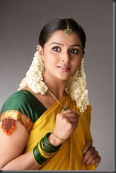 Remya Nambeesan in Half Saree Photoshoot Stills
