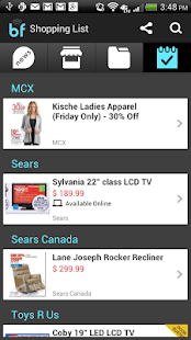 Black Friday 2015 Ads App- screenshot thumbnail