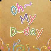 오마이디데이 - 디데이 위젯 (Oh My D-day)