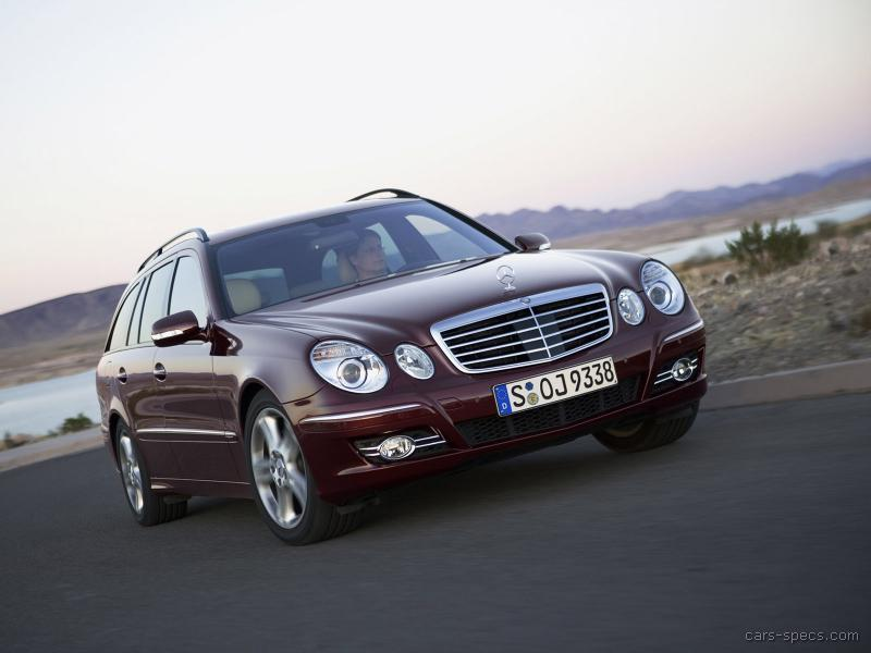 2006 mercedes benz e class wagon specifications pictures. Black Bedroom Furniture Sets. Home Design Ideas