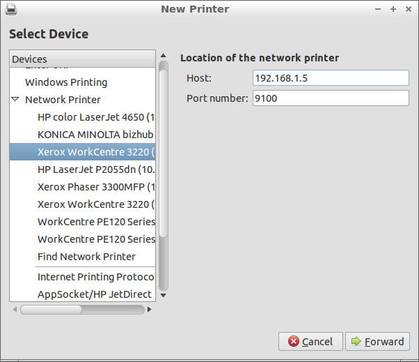 Printers Too Linux - How To Notice Drivers, Install, Setup 7