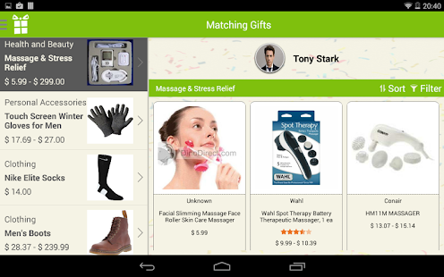 El Gifto - Gift Ideas Guru - screenshot thumbnail