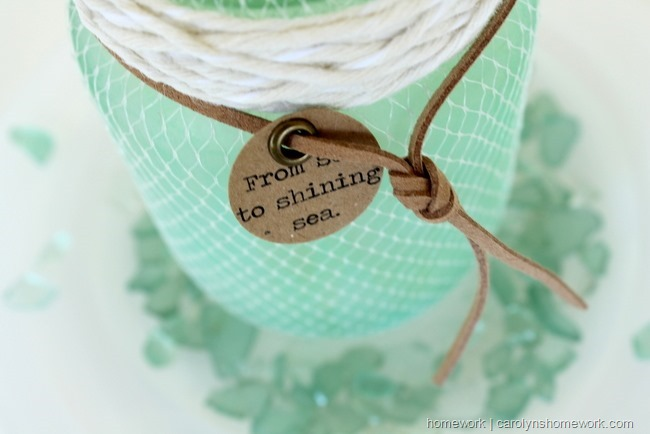 DIY Faux Sea Glass via homework |  carolynshomework (4)