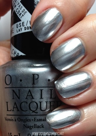 Polish Insomniac Gwen Stefani For Opi Swatches And Review Part One