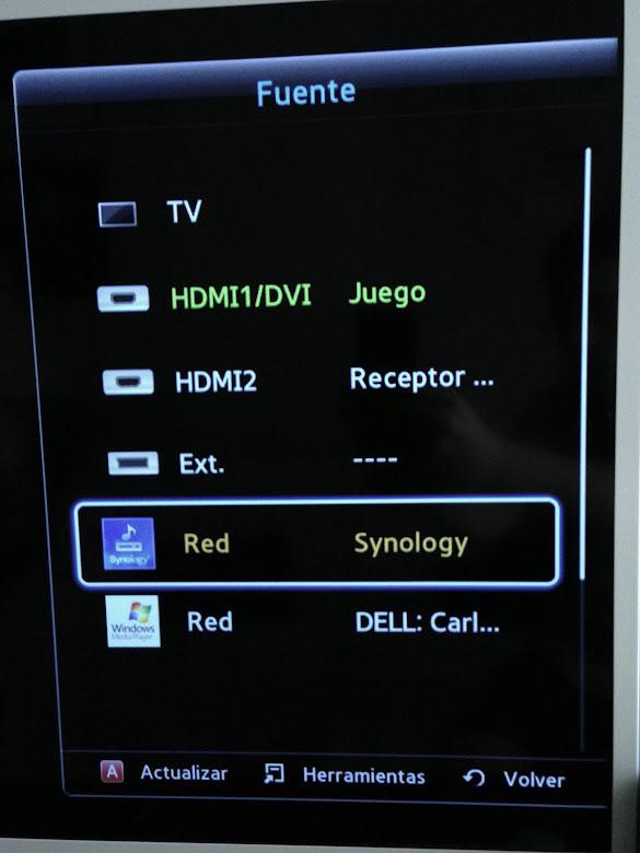 Synology AllShare