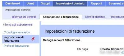 google-apps-rinnovo-dominio