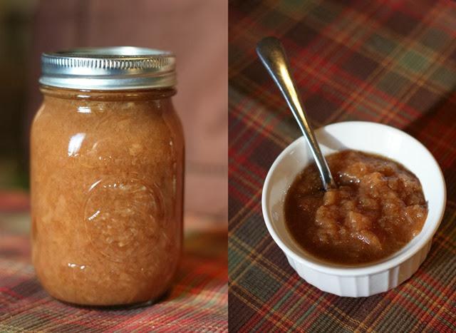Crockpot Applesauce Baby Food