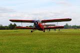 Registracija ir dalyvių šventinis vakarėlis vyko Biržų Aeroklube