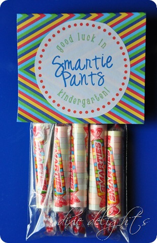 photograph relating to Smartie Pants Printable referred to as Beneficial Luck Smartie Trousers Free of charge Printable Dixie Delights