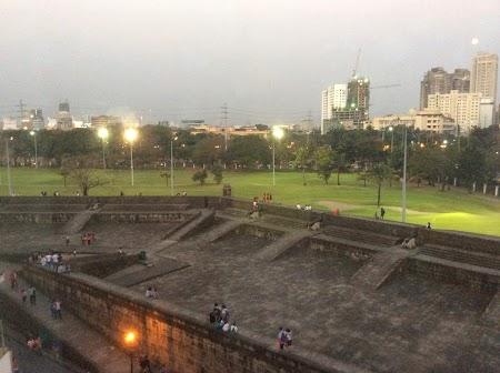 Imagini Filipine: Intramuros Manila