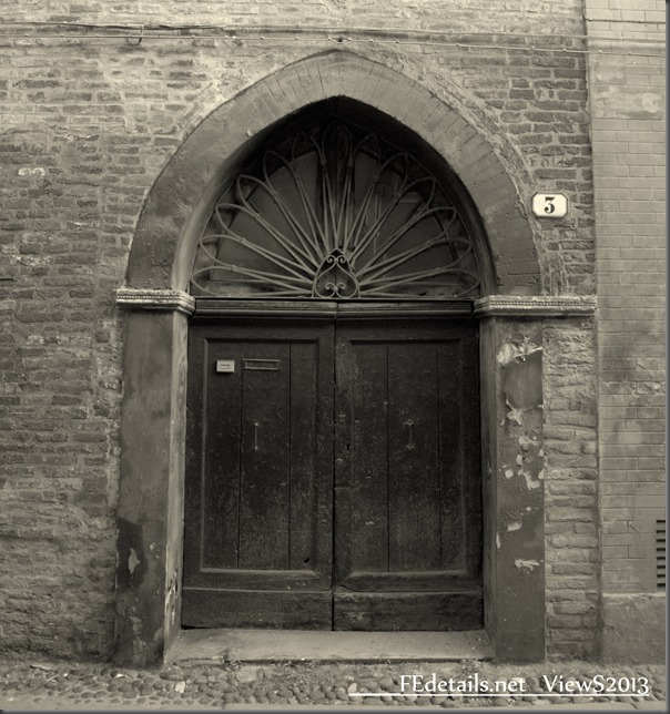 Porte della città 2 - Doors of the city 2, Ferrara, Italy, photo1